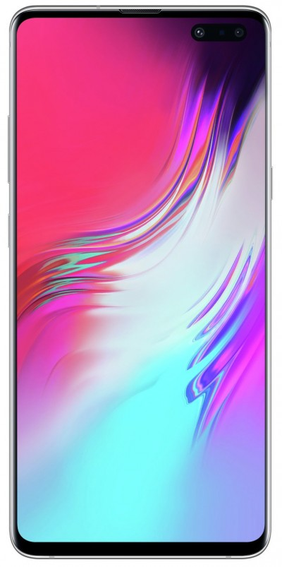 Save £275 at Argos on SIM Free Samsung Galaxy S10+ 5G 256GB Mobile Phone - Silver