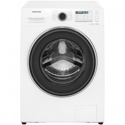 Save £160 at AO on Samsung ecobubble™ WW80J5555FA 8Kg Washing Machine with 1400 rpm - White - A+++ Rated