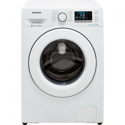 Save £150 at AO on Samsung ecobubble™ WW90J5456MW 9Kg Washing Machine with 1400 rpm - White - A+++ Rated