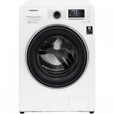 Save £150 at AO on Samsung ecobubble™ WW90J5456FW 9Kg Washing Machine with 1400 rpm - White - A+++ Rated