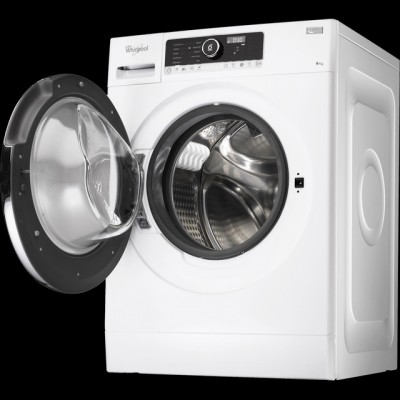 Save £79 at AO on Whirlpool FSCR90420 9Kg Washing Machine with 1400 rpm - White - A+++ Rated