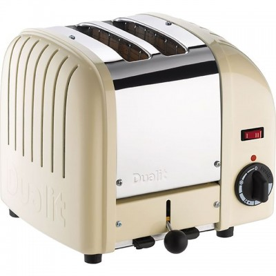 Save £17 at AO on Dualit Classic Vario 20247 2 Slice Toaster - Cream