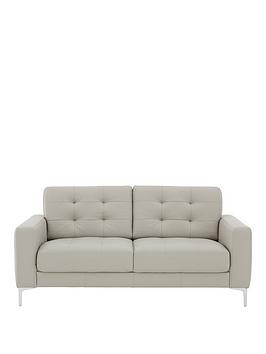 Save £70 at Very on Brook 3 Seater Premium Leather Sofa