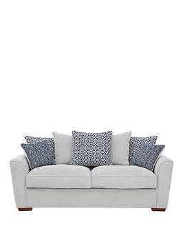 Save £70 at Very on Bloom Fabric 3-Seater Sofa
