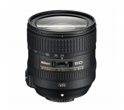 Save £50 at Currys on NIKON AF-S NIKKOR 24-85 mm f/3.5-4.5 SWM VR II Zoom Lens