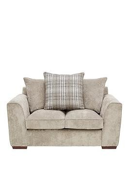 Save £40 at Very on Campbell Fabric 2 Seater Scatter Back Sofa