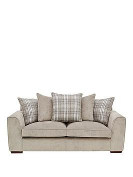 Save £45 at Very on Campbell Fabric 3 Seater Scatter Back Sofa
