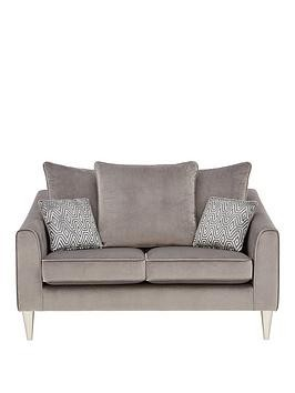 Save £50 at Very on Laurence Llewelyn-Bowen Apollo Fabric 2 Seater Scatter Back Sofa