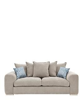 Save £70 at Very on Cavendish Sophia 3 Seater Fabric Sofa