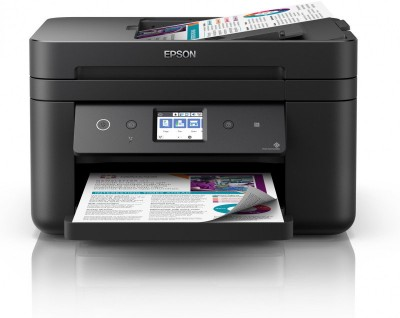Save £12 at Ebuyer on Epson WorkForce WF-2860DWF Wireless Multi-Function A4 Inkjet Printer