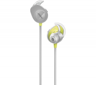 Save £19 at Currys on BOSE SoundSport Wireless Bluetooth Headphones - Black & Yellow, Black