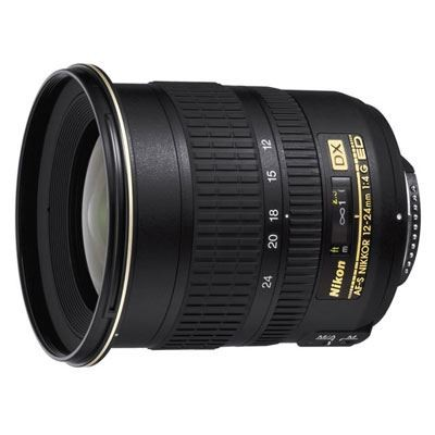 Save £107 at WEX Photo Video on Nikon 12-24mm f4 G AF-S IF-ED DX Lens