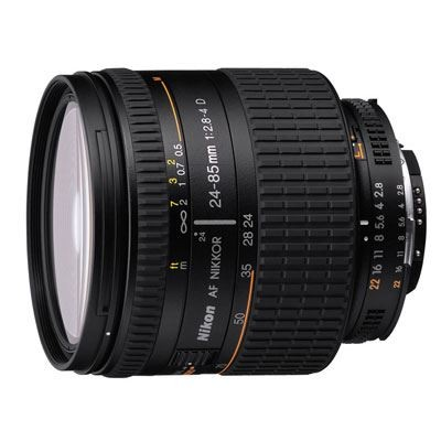 Save £70 at WEX Photo Video on Nikon 24-85mm f2.8-4 D AF Lens