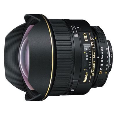 Save £161 at WEX Photo Video on Nikon 14mm f2.8 D AF ED Lens