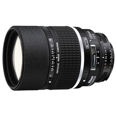 Save £138 at WEX Photo Video on Nikon 135mm f2 D AF DC Lens
