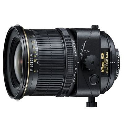 Save £174 at WEX Photo Video on Nikon 24mm f3.5D ED PC-E Lens
