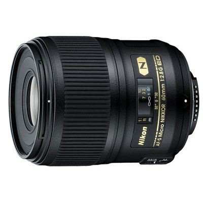 Save £58 at WEX Photo Video on Nikon 60mm f2.8 G AF-S ED Micro Lens