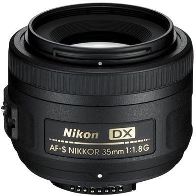 Save £16 at WEX Photo Video on Nikon 35mm f1.8 G AF-S DX Lens