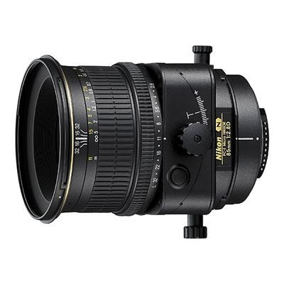 Save £150 at WEX Photo Video on Nikon 85mm f2.8 D PC-E Micro Nikkor Lens
