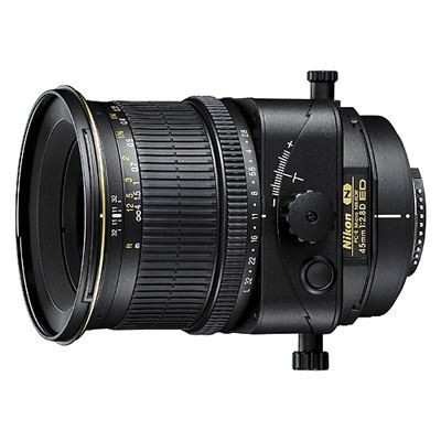 Save £171 at WEX Photo Video on Nikon 45mm f2.8 D PC-E Micro Nikkor ED Lens