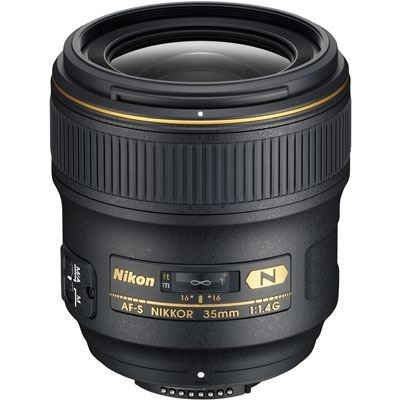 Save £157 at WEX Photo Video on Nikon 35mm f1.4 G AF-S Nikkor Lens