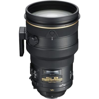 Save £540 at WEX Photo Video on Nikon 200mm f2 G ED AF-S Nikkor VR II Lens