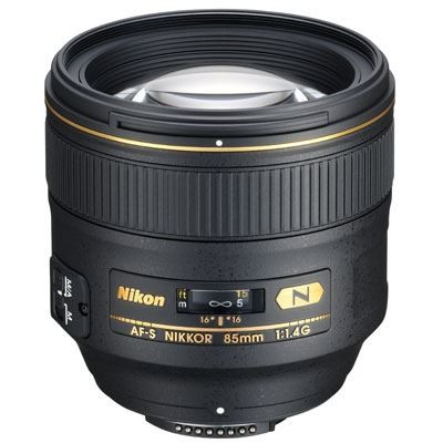 Save £140 at WEX Photo Video on Nikon 85mm f1.4 G AF-S Lens
