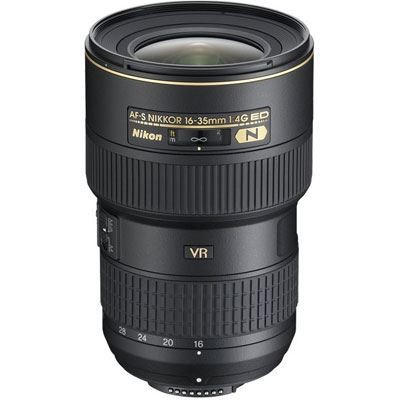 Save £98 at WEX Photo Video on Nikon 16-35mm f4 G AF-S ED VR Lens