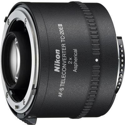 Save £47 at WEX Photo Video on Nikon TC-20E AF-S Teleconverter III