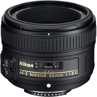 Save £20 at WEX Photo Video on Nikon 50mm f1.8 G AF-S Lens