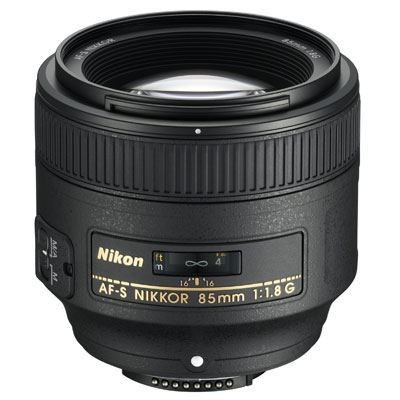 Save £43 at WEX Photo Video on Nikon 85mm f1.8 G AF-S Lens