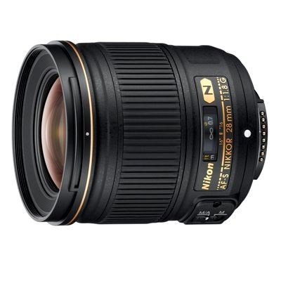 Save £60 at WEX Photo Video on Nikon 28mm f1.8 G AF-S Lens