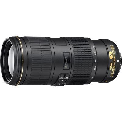 Save £135 at WEX Photo Video on Nikon 70-200mm f4 G AF-S ED VR Lens