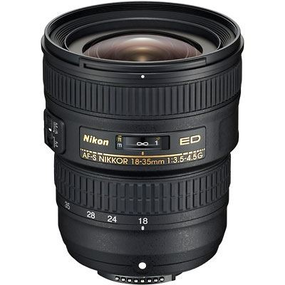 Save £70 at WEX Photo Video on Nikon 18-35mm f3.5-4.5G AF-S ED Nikkor Lens