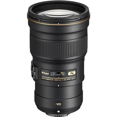 Save £167 at WEX Photo Video on Nikon 300mm f4E PF ED VR AF-S Lens