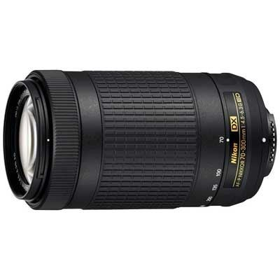 Save £29 at WEX Photo Video on Nikon 70-300mm f4.5-6.3 G ED DX AF-P Nikkor Lens