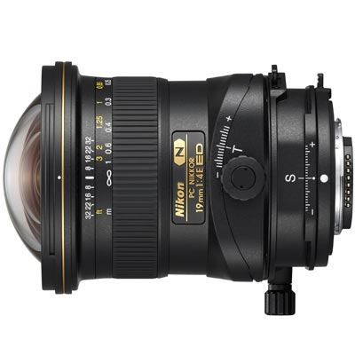 Save £320 at WEX Photo Video on Nikon 19mm PC f4E ED Nikkor Lens