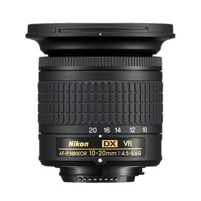 Save £28 at WEX Photo Video on Nikon 10-20mm f4.5-5.6 G AF-P DX VR Nikkor Lens