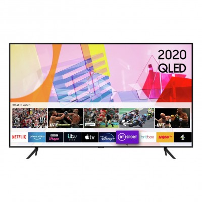 Save £300 at Argos on Samsung 75 Inch QE75Q60T Ultra HD QLED TV with HDR