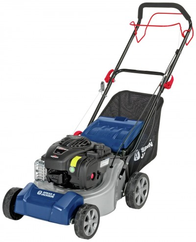 Save £40 at Argos on Spear & Jackson 41cm Self Propelled Petrol Lawnmower - 125cc