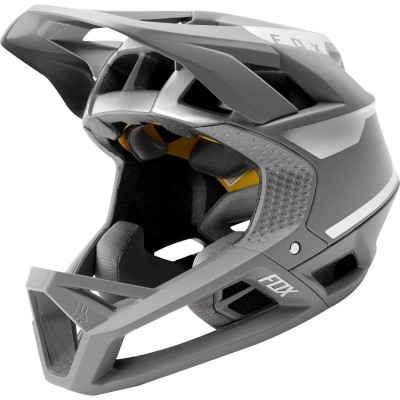 Save £46 at Wiggle on Fox Racing Proframe Full Face MTB Helmet (Quo) Helmets