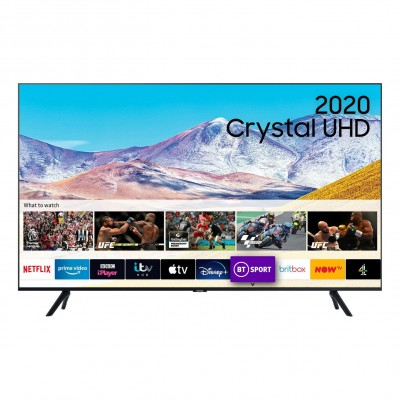 Save £200 at Argos on Samsung 82 Inch UE82TU8000 Smart Ultra HD TV With HDR