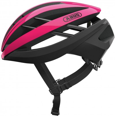 Save £22 at Halfords on Abus Aventor Helmet Pink M