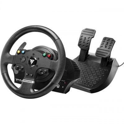 Save £30 at AO on Thrustmaster TMX Force Feedback Steering Wheel & Pedals - Black