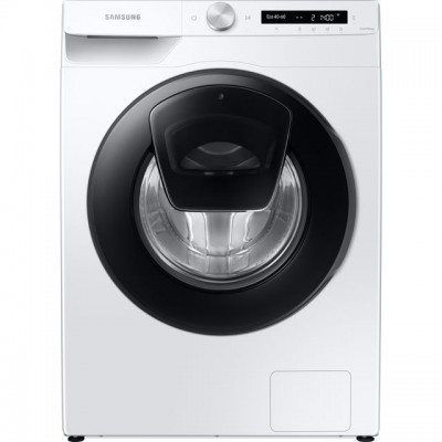 Save £70 at AO on Samsung AddWash™ ecobubble™ WW90T554DAW Wifi Connected 9Kg Washing Machine with 1400 rpm - White - A+++ Rated