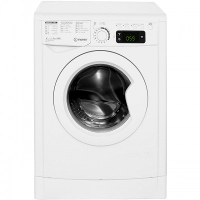 Save £40 at AO on Indesit My Time EWE91482W 9Kg Washing Machine with 1400 rpm - White - A++ Rated