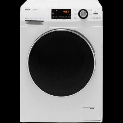 Save £60 at AO on Haier Hatrium HW100-B14636 10Kg Washing Machine with 1400 rpm - White - A+++ Rated