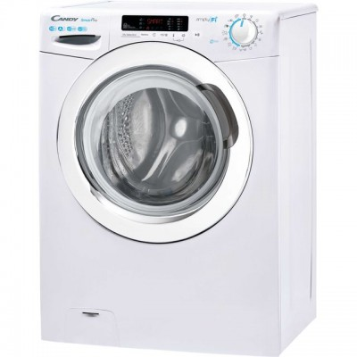 Save £41 at AO on Candy Smart Pro CSO16105D3 Wifi Connected 10Kg Washing Machine with 1600 rpm - White - A+++ Rated