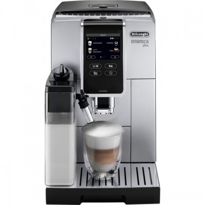 Save £250 at AO on De'Longhi Dinamica ECAM370.85.SB Wifi Connected Bean to Cup Coffee Machine - Silver / Black
