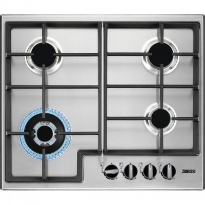 Save £110 at AO on Zanussi ZGNN645X 60cm Gas Hob - Stainless Steel